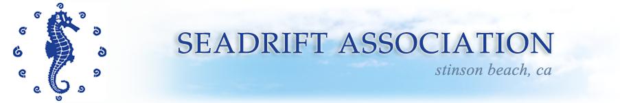 Seadrift Association
